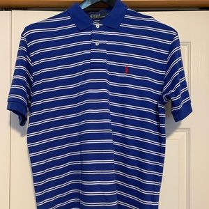 Polo by Ralph Lauren royal blue polo